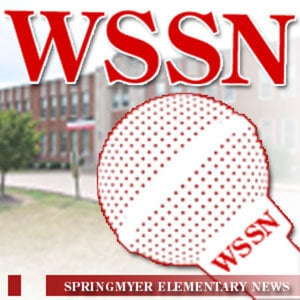 Profile picture for WSSN - Springmyer School News