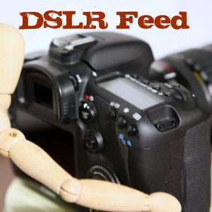 Profile picture for DSLR Feed