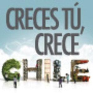 Profile picture for Creces tú, Crece Chile