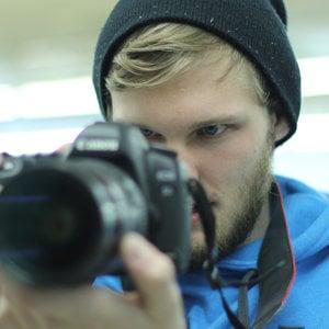 Profile picture for Caleb Knueven