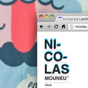 Profile picture for Nicolas Mouneu