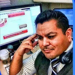 Profile picture for Martin Cisneros