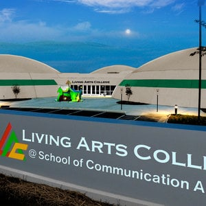 Profile picture for Living Arts College