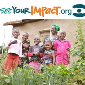 Profile picture for SeeYourImpact.org