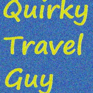 Profile picture for Quirky Travel Guy