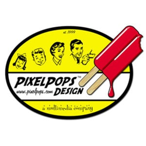 Profile picture for PixelPops Design