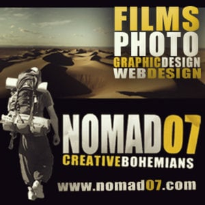 Profile picture for NOMAD 07 Creative Studio