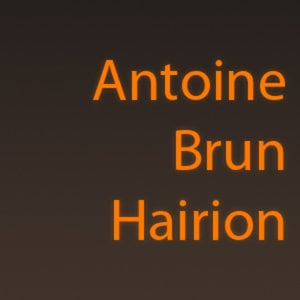 Profile picture for Antoine Brun Hairion