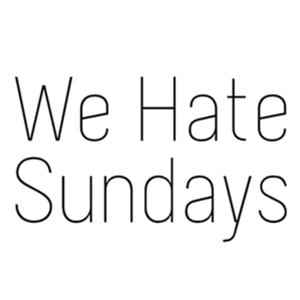 Profile picture for We Hate Sundays