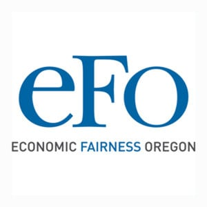 Profile picture for Economic Fairness Oregon