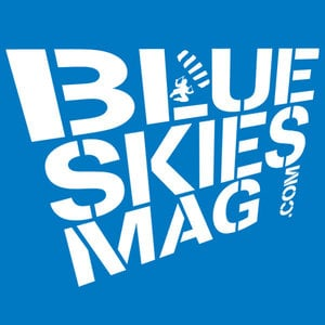 Profile picture for Blue Skies Magazine