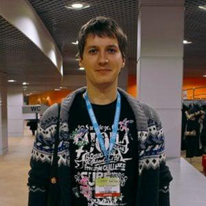Profile picture for Egor Chichkanov