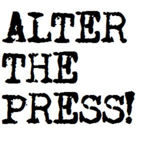 Profile picture for Alter The Press!