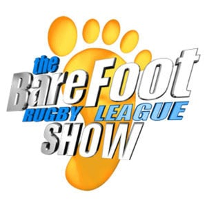 Profile picture for Barefoot Rugby League Show