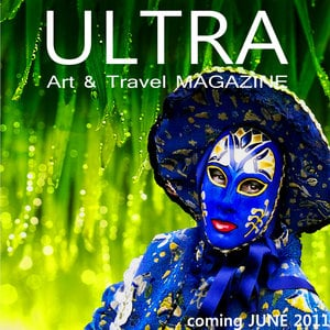Profile picture for UlLTRA Art & Travel Magazine