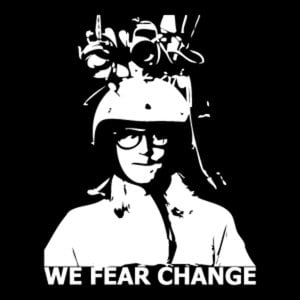 Profile picture for WE FEAR CHANGE