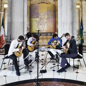 Profile picture for Dublin Guitar Quartet