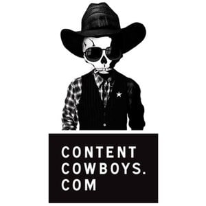 Profile picture for Content Cowboys