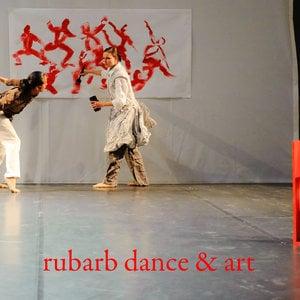 Profile picture for rubarb dance & art