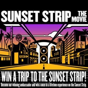 Profile picture for Sunset Strip the Movie