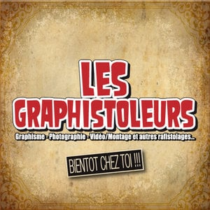 Profile picture for Les Graphistoleurs