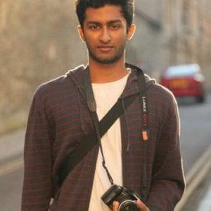Profile picture for Ashish Ravinran