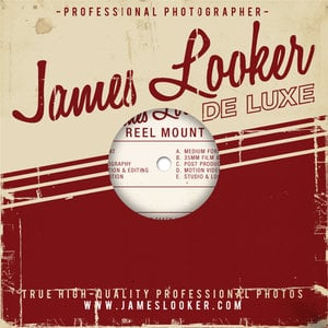 Profile picture for James Looker