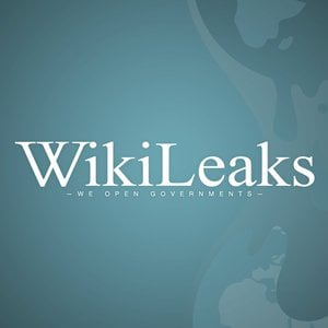 Profile picture for WikiLeaks