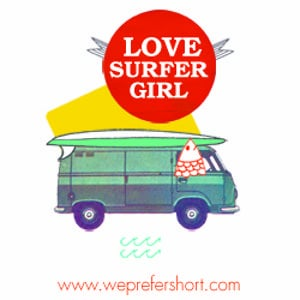 Profile picture for Surfer Girl