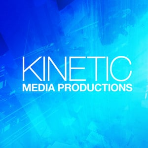 Profile picture for Kinetic Media Productions