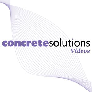 Profile picture for Concrete Solutions