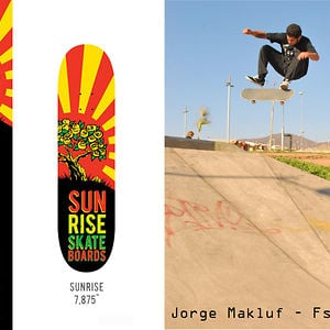 Profile picture for sunriseskateboards