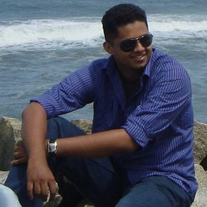 Profile picture for Aravind Jose T.