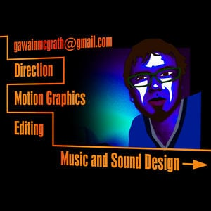 Profile picture for Gawain McGrath