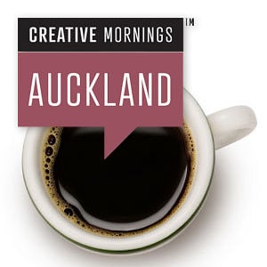 Profile picture for CreativeMornings/Auckland