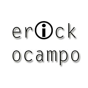 Profile picture for Erick Ocampo
