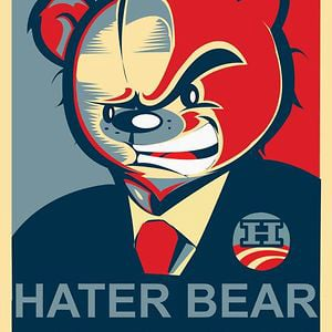 Profile picture for Hater Bear