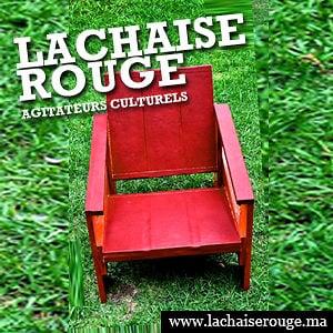 La chaise rouge on vimeo - Chaise paysanne rouge ...