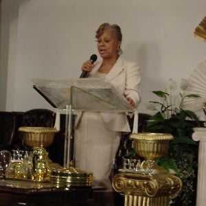 Profile picture for Pastor Carol Gammon