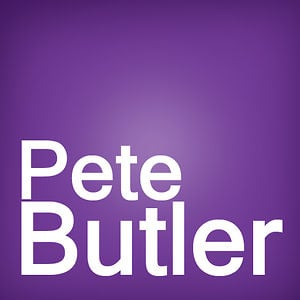 Profile picture for Pete Butler