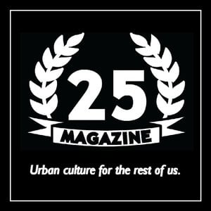 Profile picture for 25 Magazine