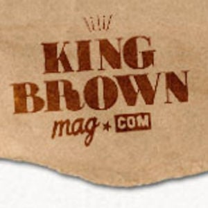 Profile picture for KINGBROWN Magazine