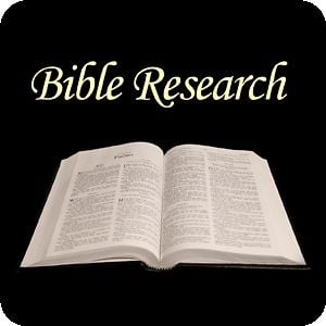 Profile picture for Bible Research