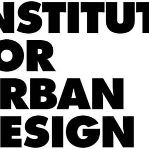 Profile picture for Institute for Urban Design