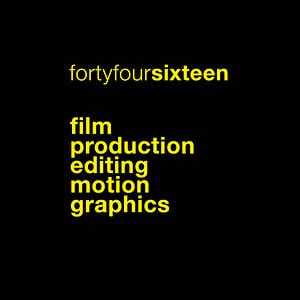 Profile picture for fortyfoursixteen films
