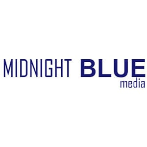 Profile picture for MIDNIGHT BLUE Media