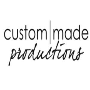 Profile picture for custom | made productions