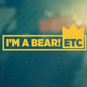 Profile picture for I'm A Bear! Etc.