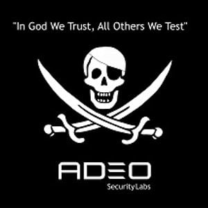 Profile picture for adeosecurity