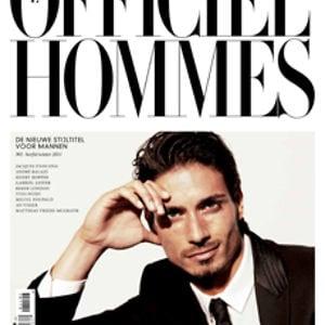 Profile picture for L'Officiel HOMMES NL